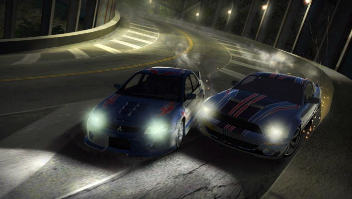 Analisis : Need For Speed Carbono Normal10