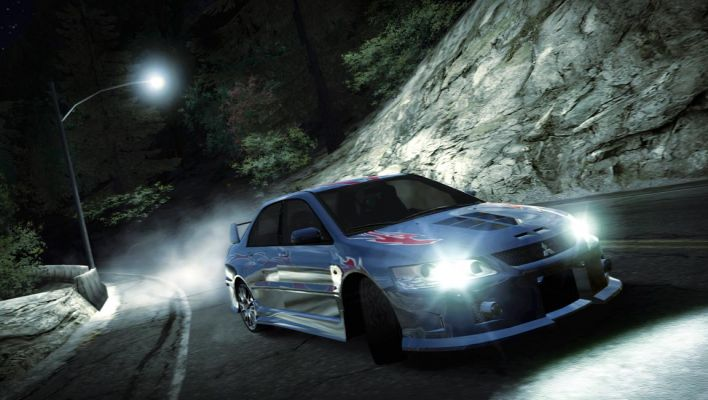 Analisis : Need For Speed Carbono Normal12