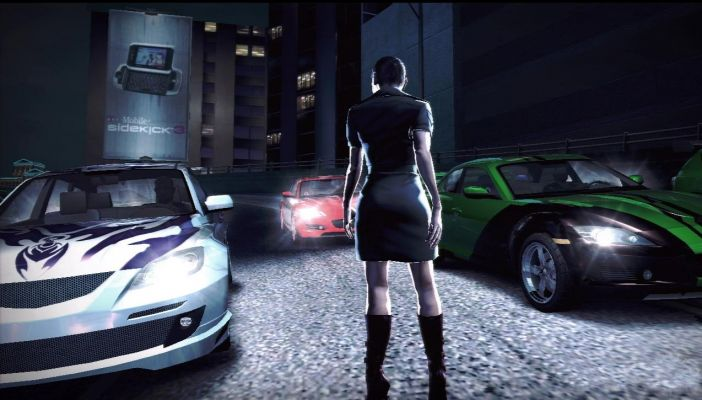 Analisis : Need For Speed Carbono Normal13