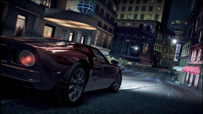 Analisis : Need For Speed Carbono Normal18