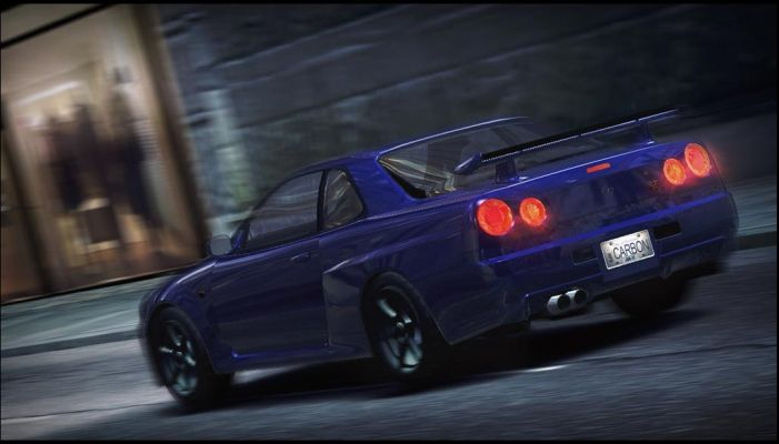 Analisis : Need For Speed Carbono Normal19
