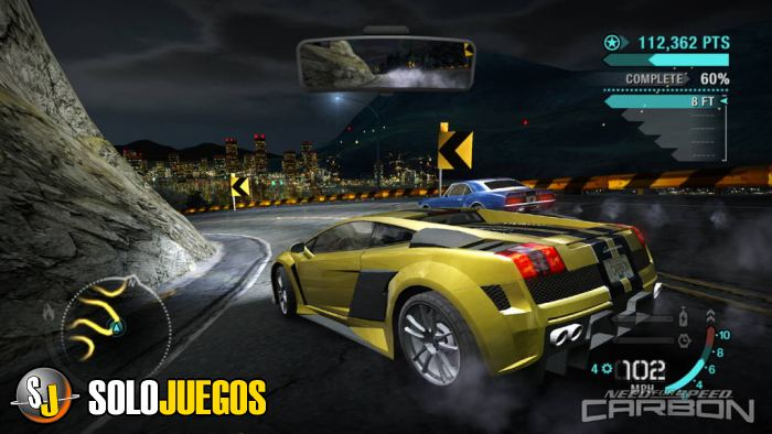 Analisis : Need For Speed Carbono Screen10