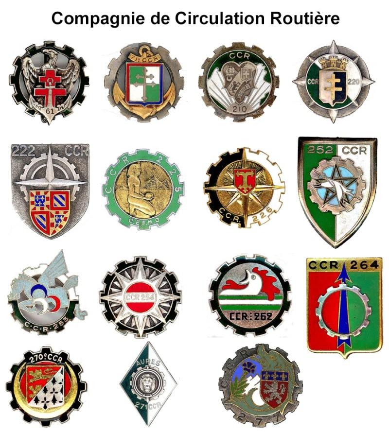 Histoire du GCR 601 en images et insignes Compag11