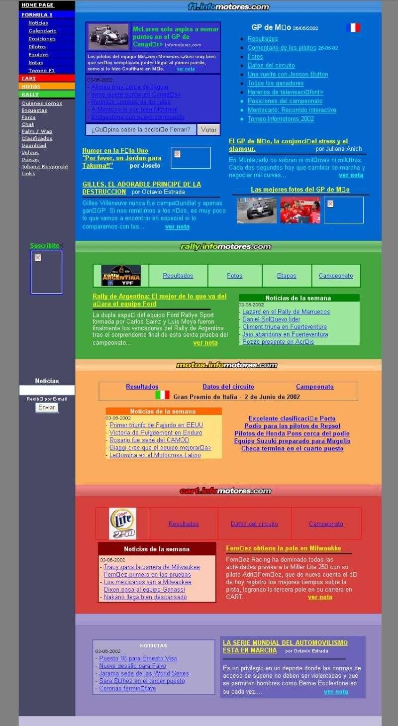BIENVENIDOS  AL NUEVO  INFO-MOTORES Info-m10