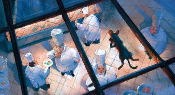 Ratatouille [Pixar - 2007] 0111