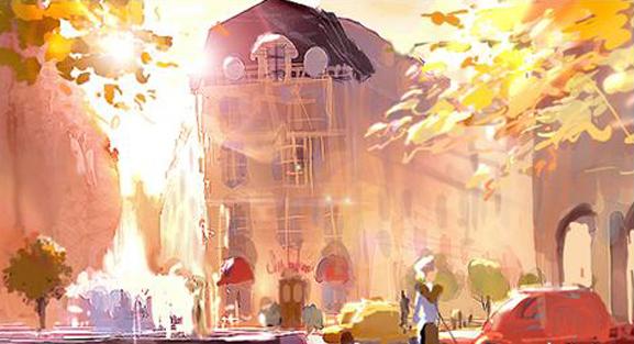 Ratatouille [Pixar - 2007] 0610