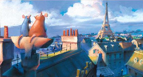 Ratatouille [Pixar - 2007] 0910