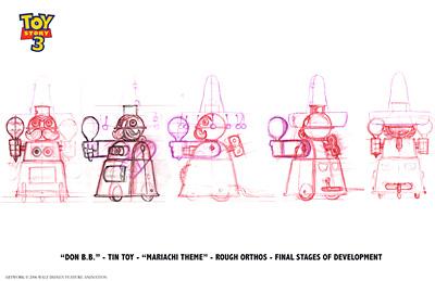 [Pixar] Toy Story 3 (2010) 0911