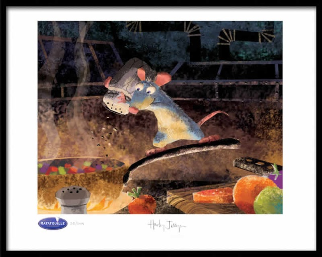Ratatouille [Pixar - 2007] - Page 3 11837211