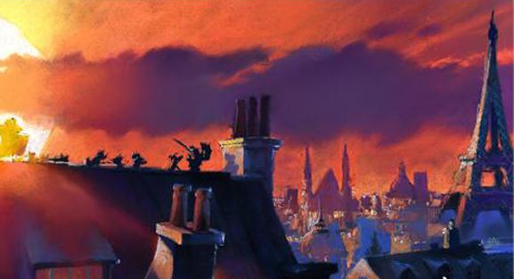 Ratatouille [Pixar - 2007] 1210
