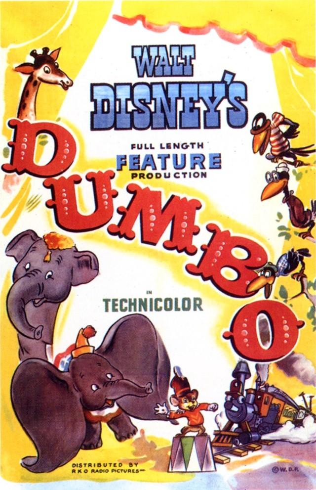 [Walt Disney] Dumbo, l'Éléphant Volant (1941) 1941-d10