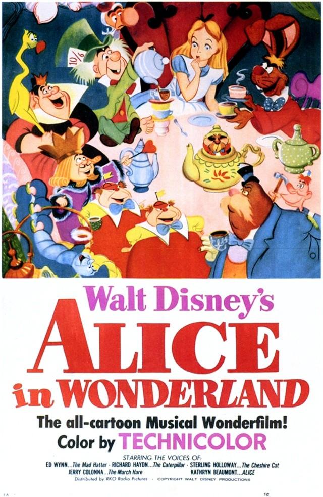 Alice au Pays des Merveilles [Walt Disney - 1951] 1951-a13