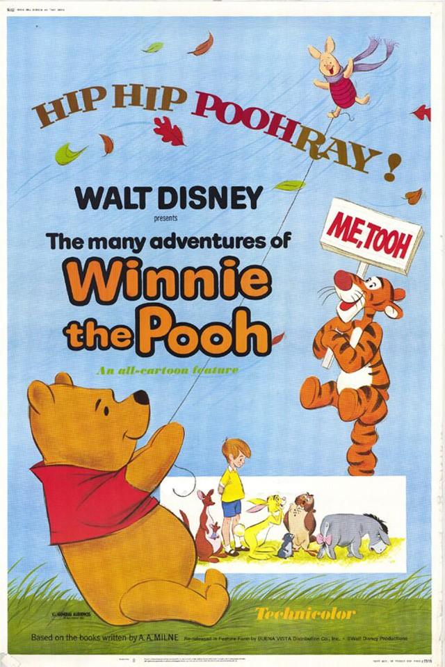 Les Aventures de Winnie l'Ourson [Walt Disney - 1977] 1977-w12