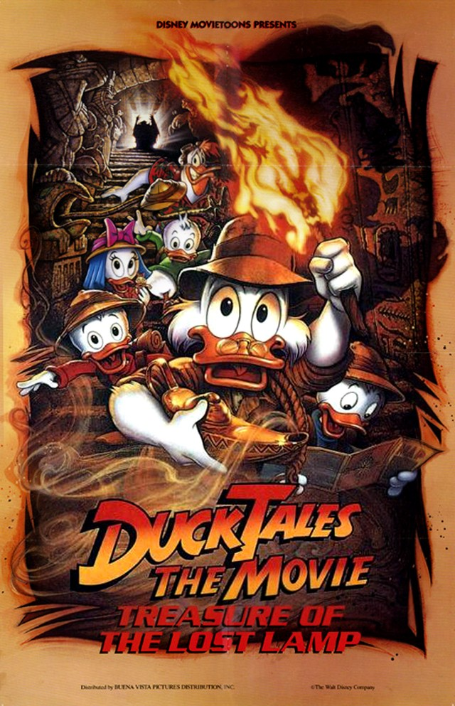 [Disney MovieToons] La Bande à Picsou - Le Film : Le Trésor de la Lampe Perdue (1990) 1990-p11