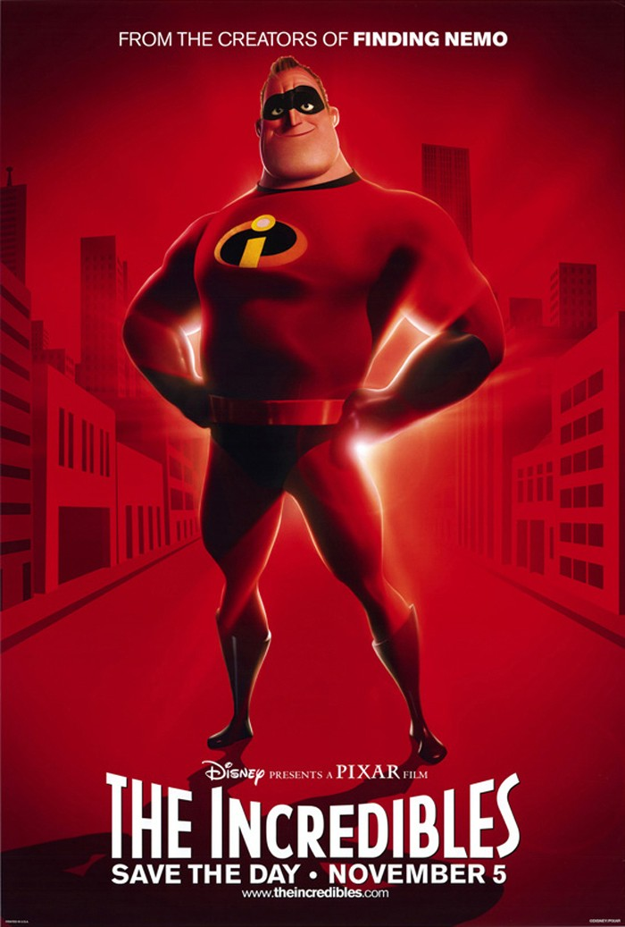 [Pixar] Les Indestructibles (2004) 2004-i11
