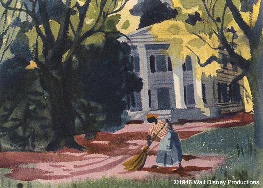 Mélodie du Sud [Disney - 1946] 2110