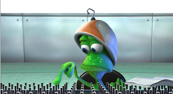 [Cartoon Pixar] Extra Terrien (2007) Lifted10