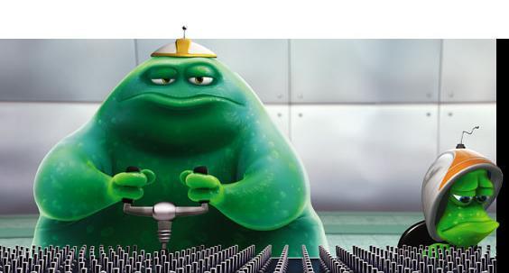 [Cartoon Pixar] Extra Terrien (2007) Lifted11