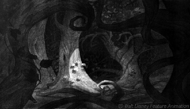 Rapprochement Walt Disney / Arts Déco 1925 Magic_10