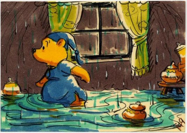 Les Aventures de Winnie l'Ourson [Walt Disney - 1977] Pdva_118