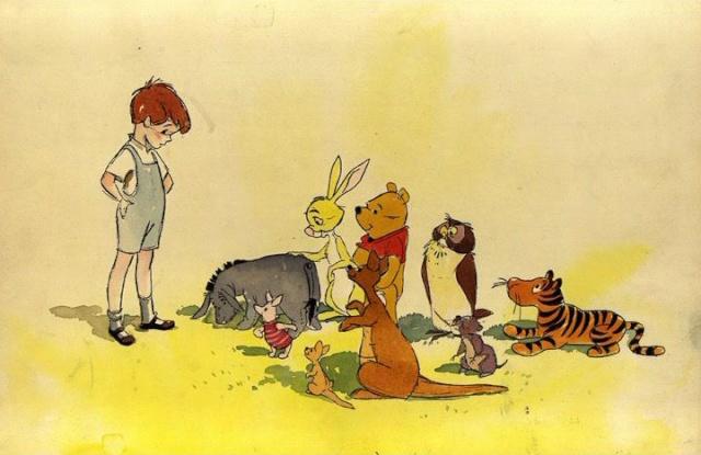 Les Aventures de Winnie l'Ourson [Walt Disney - 1977] Pdva_121
