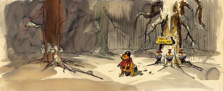 Les Aventures de Winnie l'Ourson [Walt Disney - 1977] Pdva_125