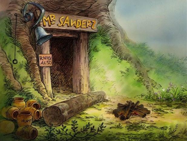Les Aventures de Winnie l'Ourson [Walt Disney - 1977] Pdva_126