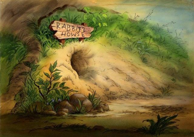 Les Aventures de Winnie l'Ourson [Walt Disney - 1977] Pdva_127
