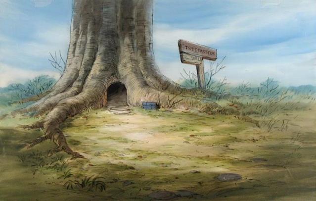 Les Aventures de Winnie l'Ourson [Walt Disney - 1977] Pdva_128
