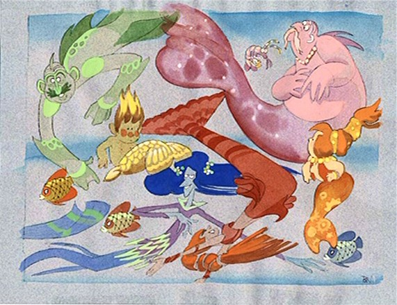 La Petite Sirène [Walt Disney - 1989] Pdvd_041