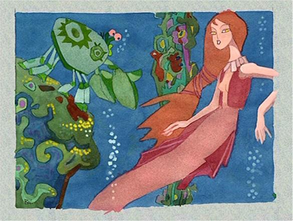 La Petite Sirène [Walt Disney - 1989] Pdvd_042