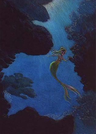 La Petite Sirène [Walt Disney - 1989] Pdvd_043