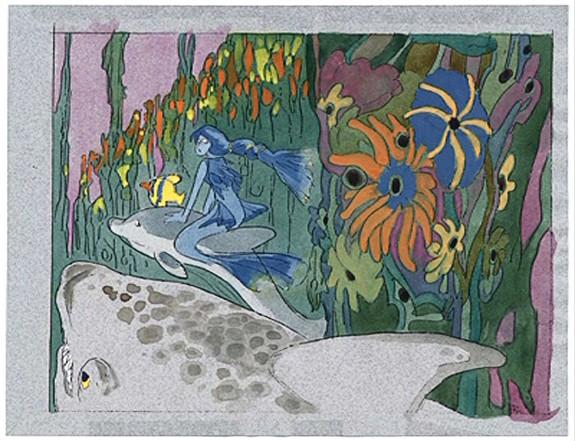 La Petite Sirène [Walt Disney - 1989] Pdvd_044