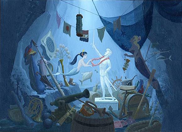 La Petite Sirène [Walt Disney - 1989] Pdvd_047
