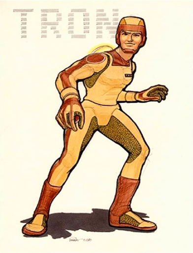 [Disney] Tron (1982) Pdvd_068