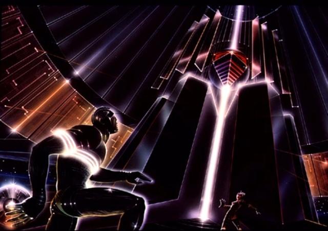 [Disney] Tron (1982) Pdvd_070