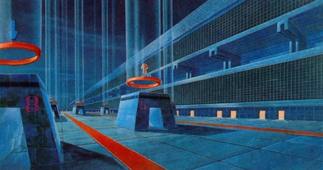 [Disney] Tron (1982) Pdvd_075