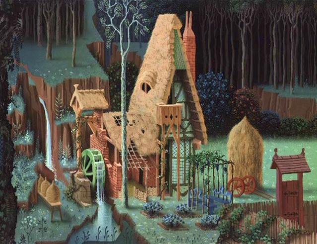 [Walt Disney] La Belle au Bois Dormant (1959) Pdvd_086