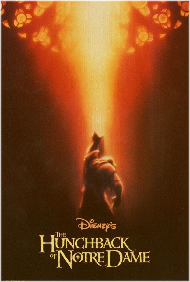 Le Bossu de Notre-Dame [Walt Disney - 1996] Poster10