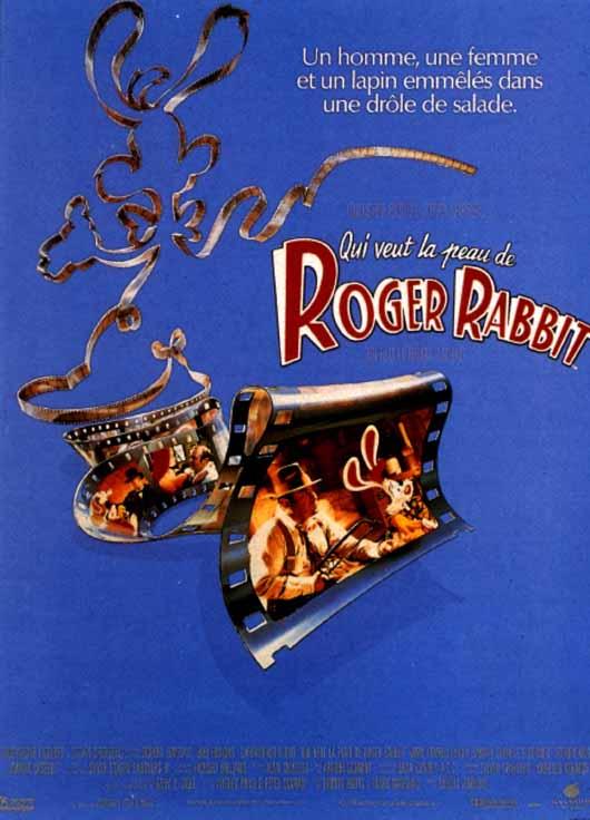 Qui Veut la Peau de Roger Rabbit [Touchstone - 1988] Quiveu10