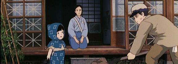 [Studio Ghibli] Le Tombeau des Lucioles (1988) Screen10