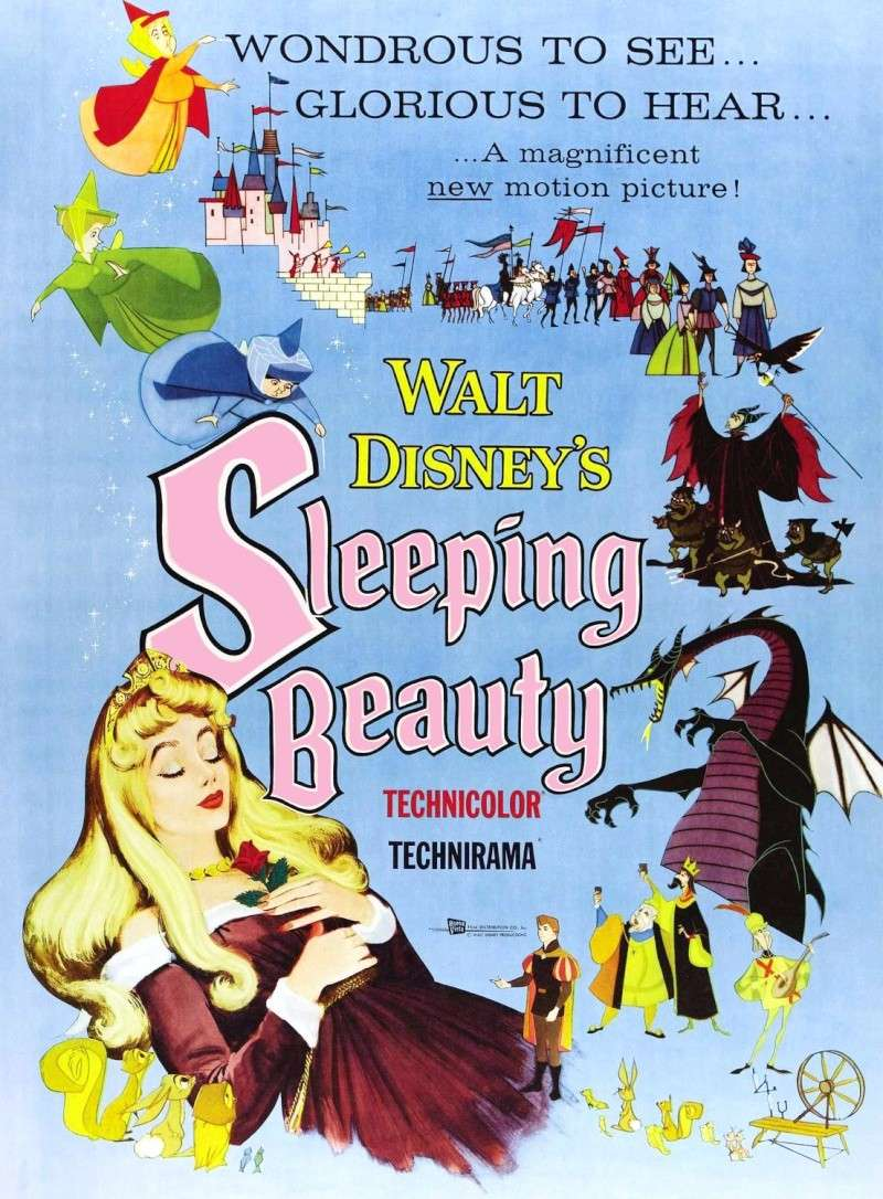 [Walt Disney] La Belle au Bois Dormant (1959) Sleepi10