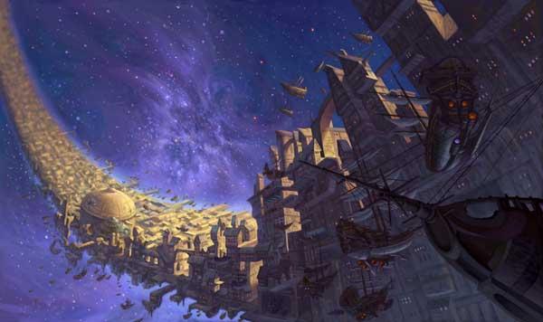 La Planète au Trésor - Un Nouvel Univers [Walt Disney - 2002] Treasu11