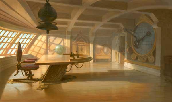 La Planète au Trésor - Un Nouvel Univers [Walt Disney - 2002] Treasu12