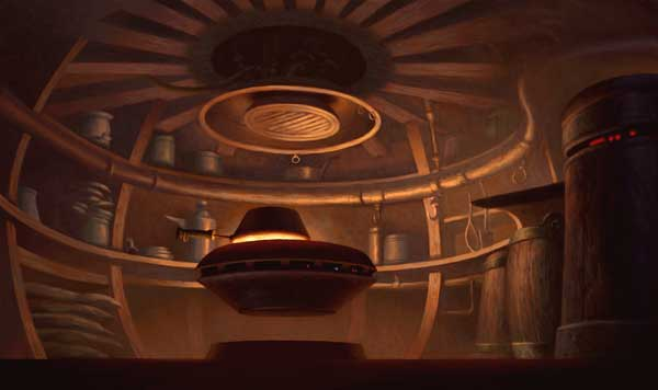 La Planète au Trésor - Un Nouvel Univers [Walt Disney - 2002] Treasu13