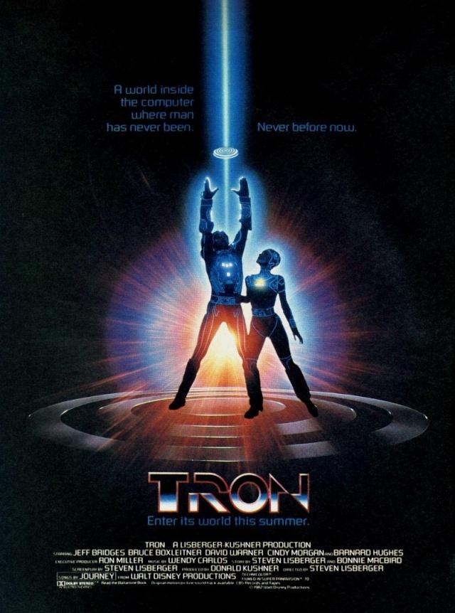 [Disney] Tron (1982) Tron10