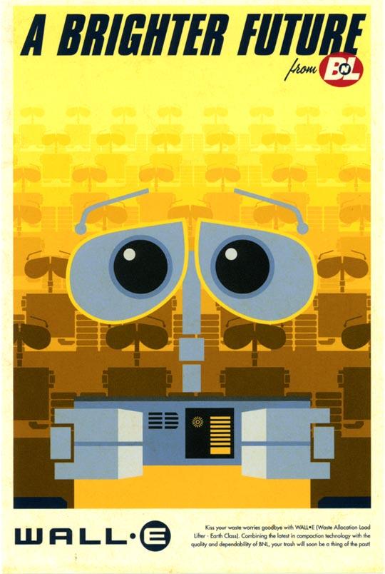 [Pixar] WALL•E - Sujet de pré-sortie - Page 2 Wall_e10