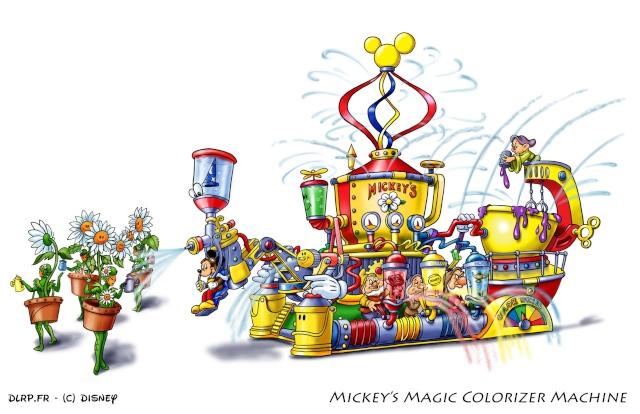 [Hong Kong Disneyland] Mickey's WaterWorks (2007) Waterw10