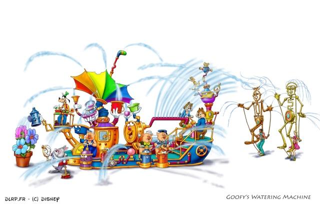 [Hong Kong Disneyland] Mickey's WaterWorks (2007) Waterw13