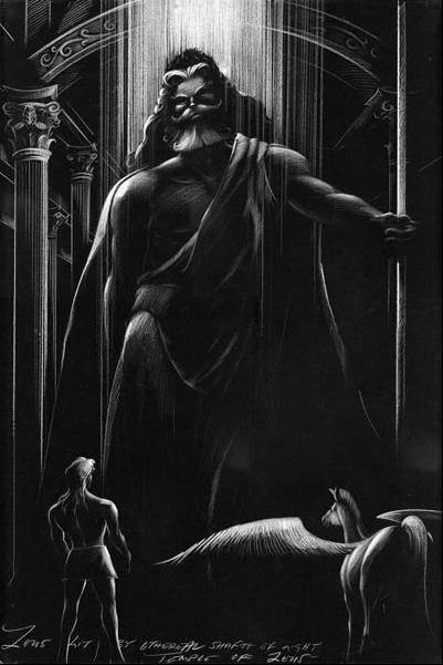 Hercule [Walt Disney - 1997] Zeus10